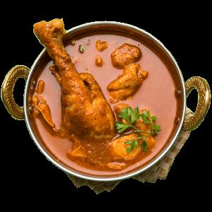 Chicken Kadai