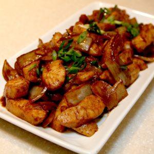 Fish Garlic